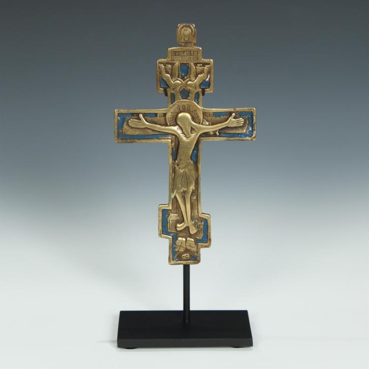 Priest's Cross, Based