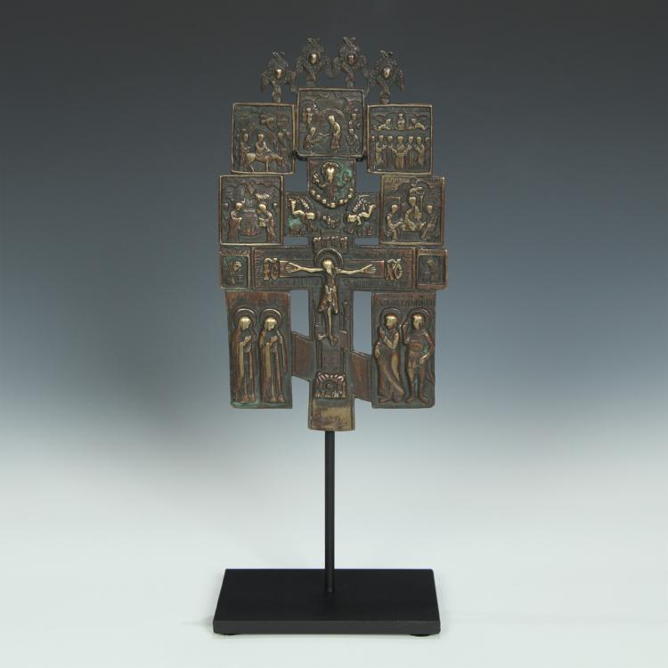 Ceremonial Cross, Based