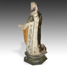 Kneeling Figure of St. Dominic