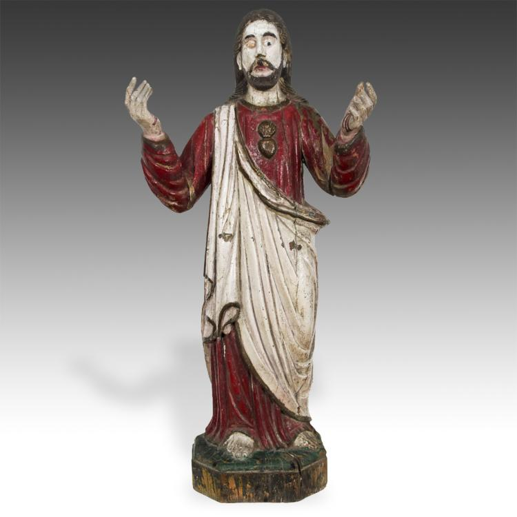 Standing Figure of Jesus Christ
