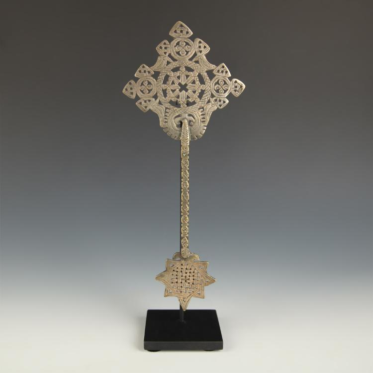 Coptic Cross, Based