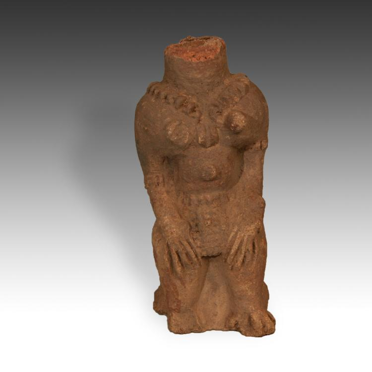 African Female Funerary Figure