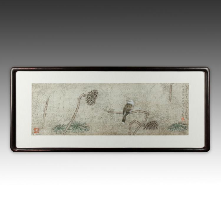 Painting, Framed