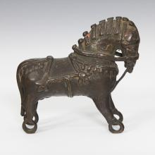 Toy Figure of a Horse