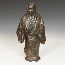 Standing Figure Depicting a Shinto Priest