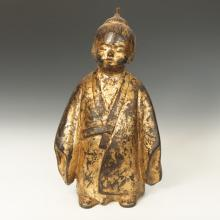 Standing Figure of Young Monk