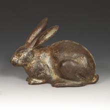 Figure Depicting Rabbit
