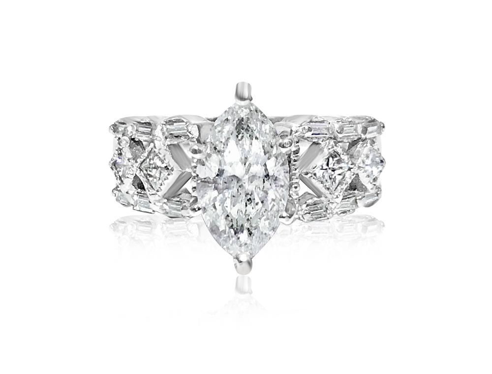 GIA Certified Gemstone Engagement & Bridal Jewelry Special
