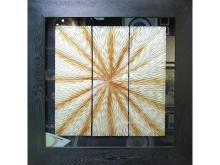 Radiant decorative box