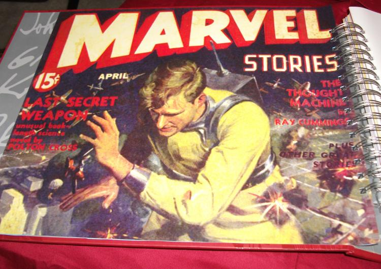 Marvel Comics Museum-In-A-Box