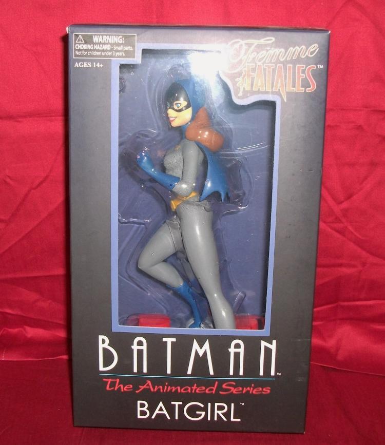 NEW! DC Comics Batgirl
