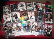 Super Lot of 20 NFL Derek Carr Rookie Trading Cards Assorted! Plus 2 Amari Cooper RC Cards.  39 Cards in All!
