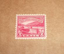 US Stamp Scott# 681 Ohio River Canalization 2 Cents UNUSED Mint Never-Hinged. Date 1929