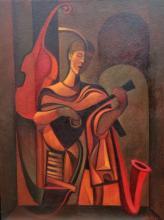 Musician by Hector Anaya