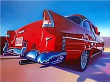 Chevy 1965 by Frank Karper