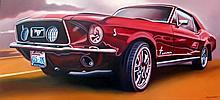 Mustang 67' by Frank Karper