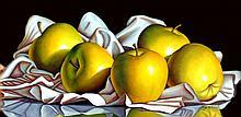 Golden Apples by Hugo Zavaleta