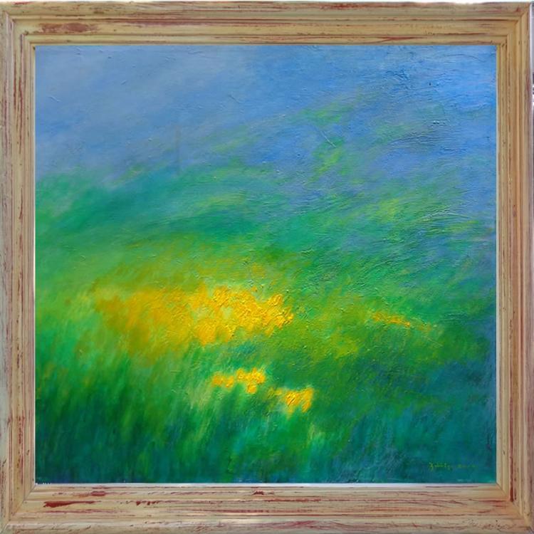 Green Grass by Eduardo Zuniga