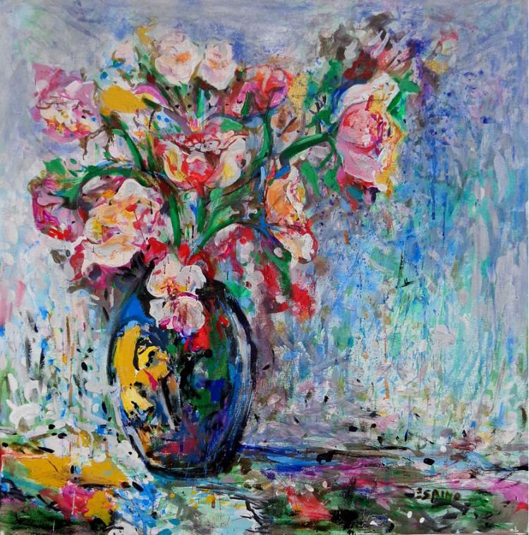 Bouquet bu Beatriz Valdespino