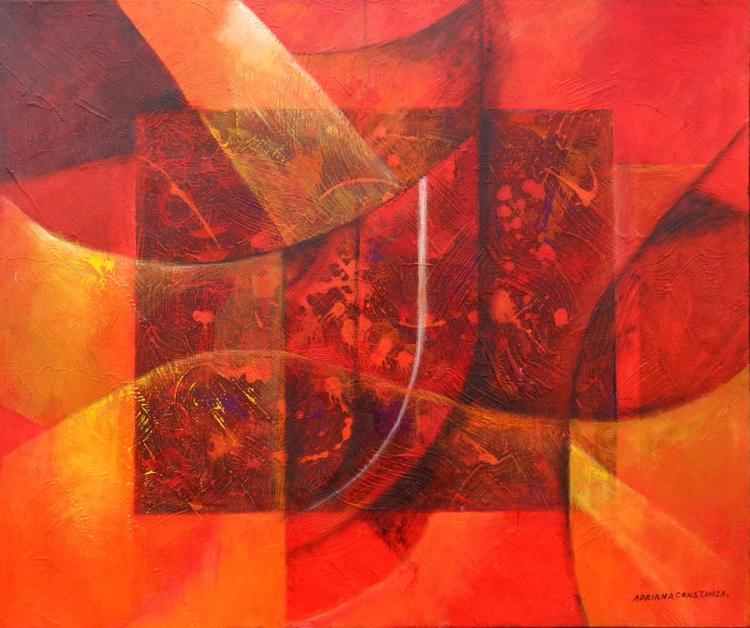 Warm Forms by Adriana Constanza