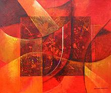 Warm Forms by Adriana Constanza