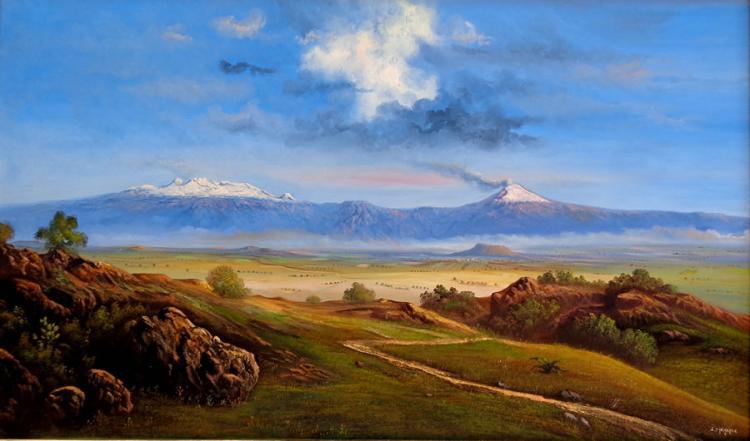 Mexican horizon by Espinosa