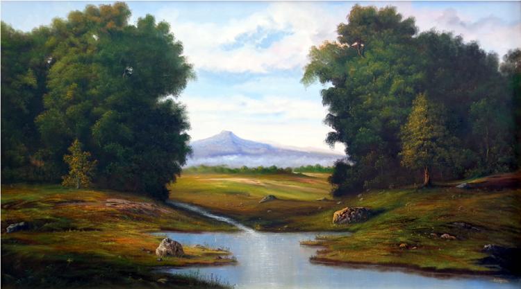 Little Lake by Espinosa