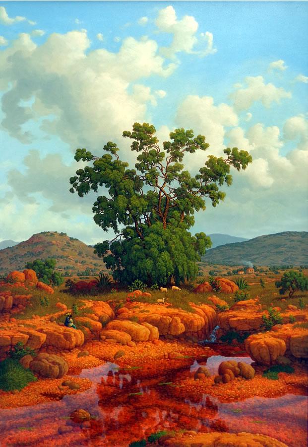 Zumpango by J. Guillermo Oropeza