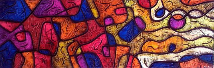 Subterranea Life by Luis David