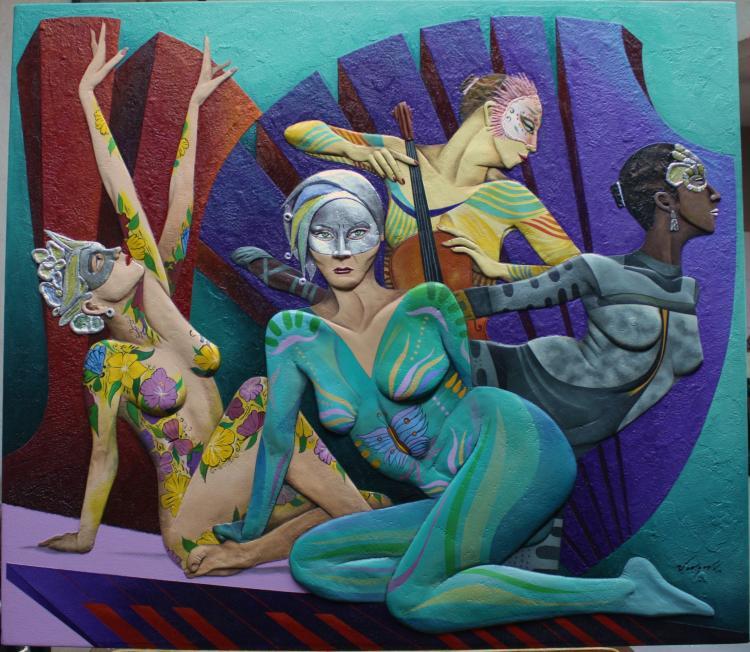 Art Festival by Jorge Vargas