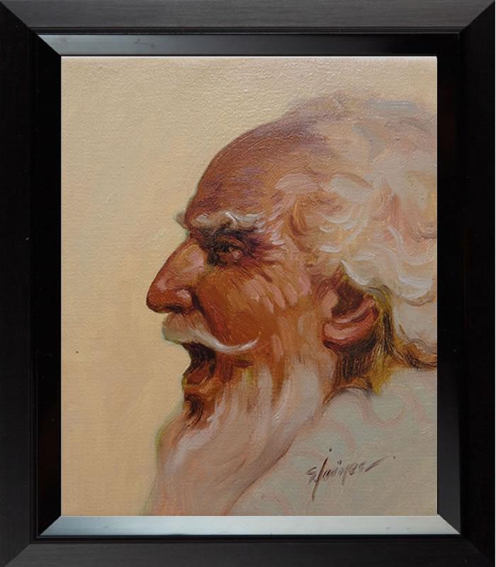 The Grandpa by Jaimes