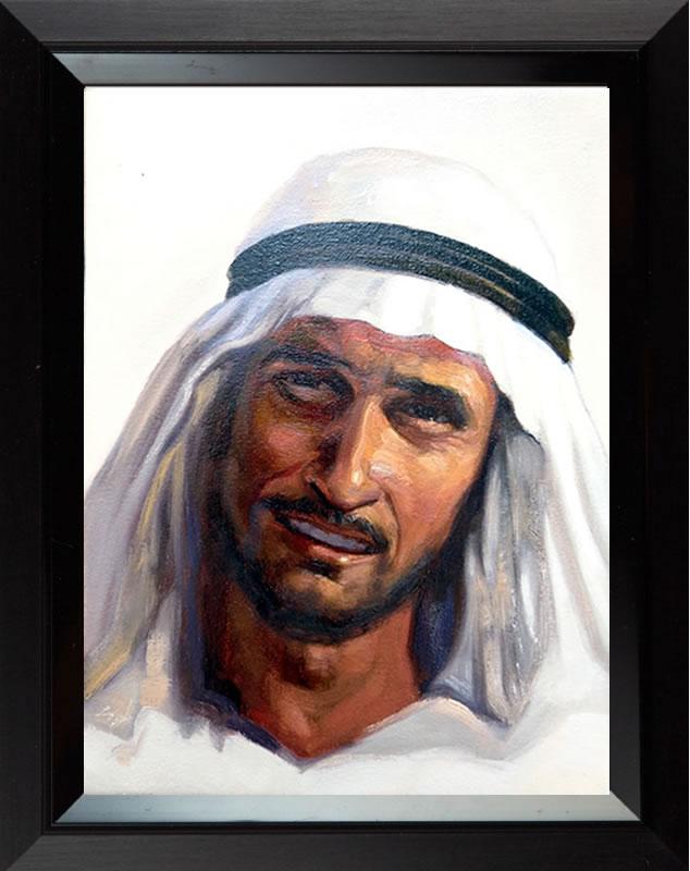 The Arabian by Jaimes