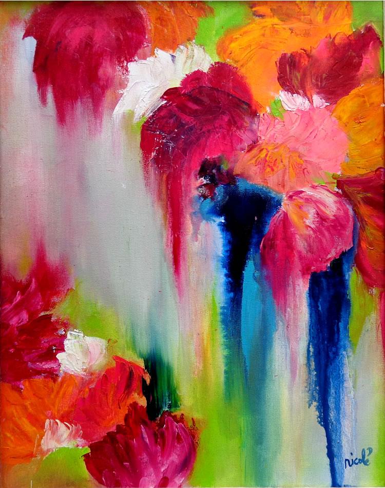 Density Flowery by Nicole Denarie