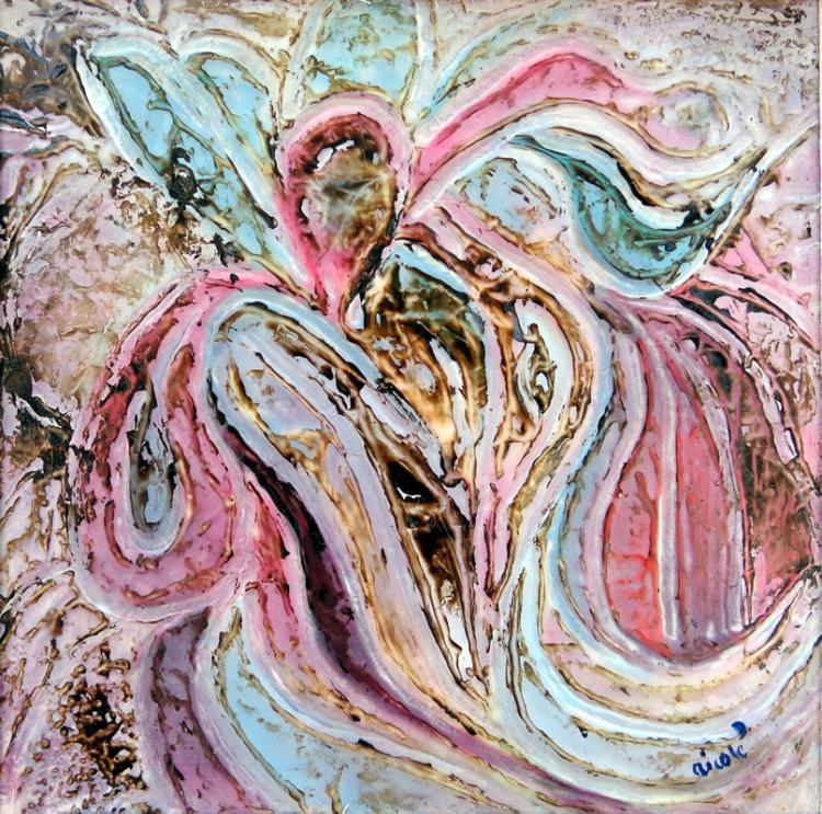 In Flower Form by Nicole Denarie