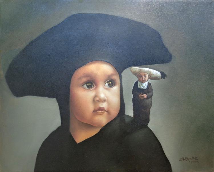 The astonishment of Dodos by Alberto Salazar