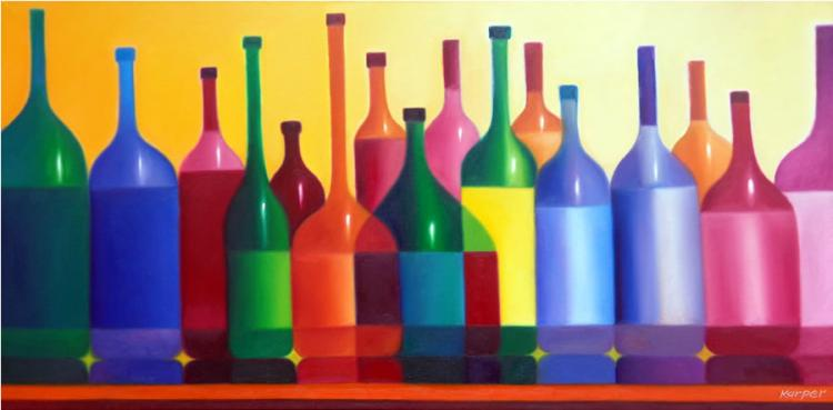 Bottles by Frank karper
