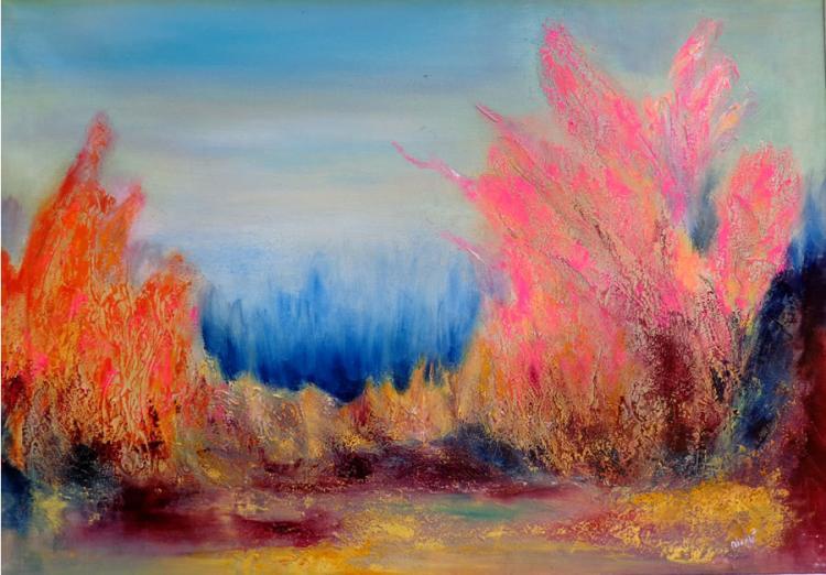 Mangroves by Nicole Denarie