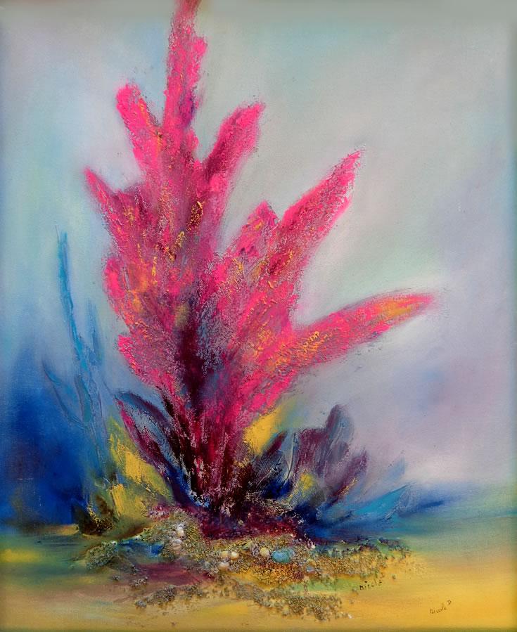 Emerging by Nicole Denarie