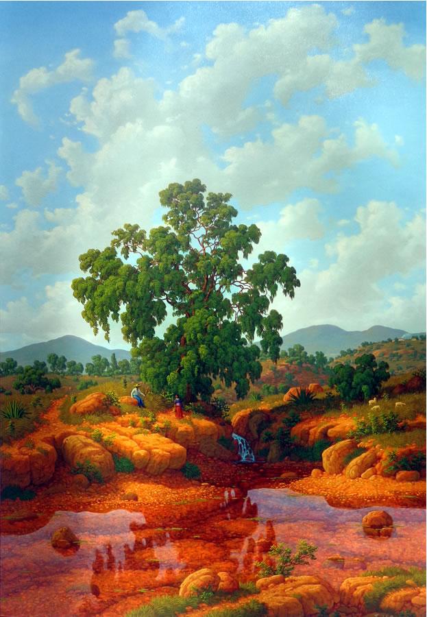 Zumpango by Jose Guillermo Oropeza