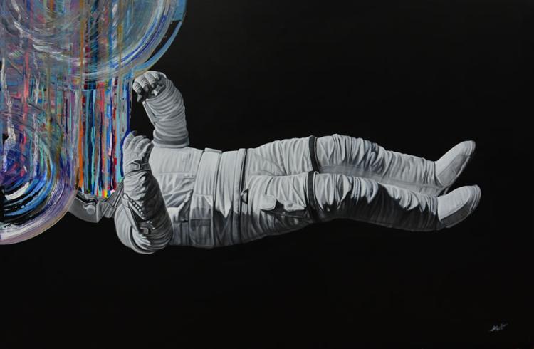 Conquering Spaces by Oscar Sanchez