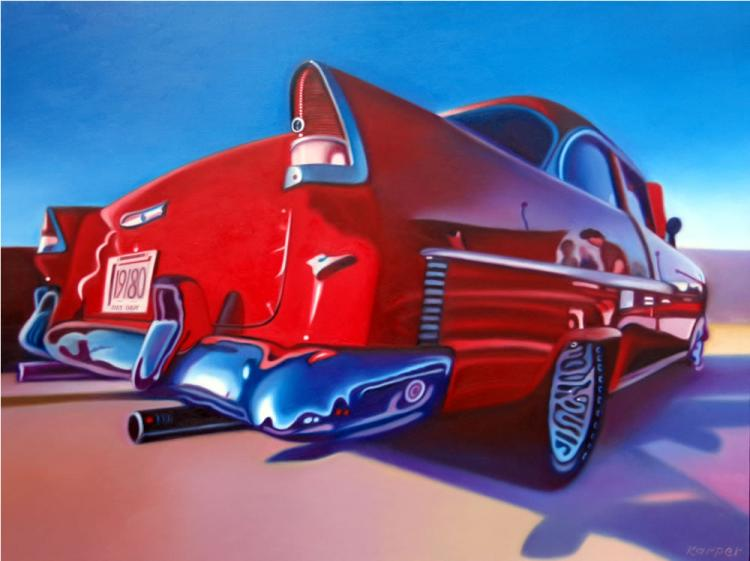 Chevy 1965 by Frank Karper