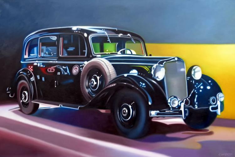 The 30's Majesty by Frank Karper