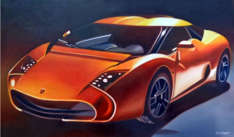 Lamborghini by Frank Karper