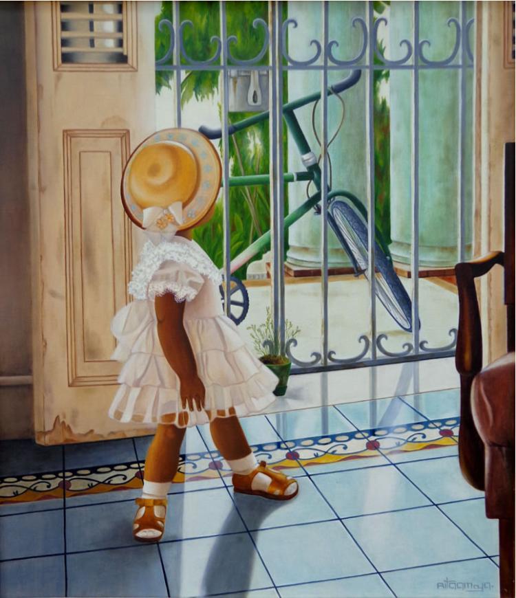 Cubanita by Rita Amaya