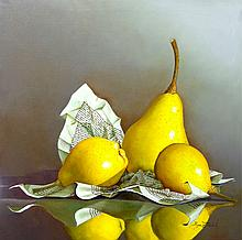 The Pears by Hugo Zavaleta