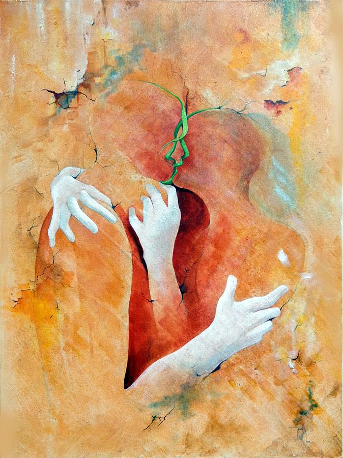 The Lovers by Maria Luisa Teutli