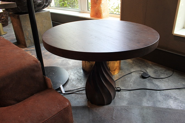Coffee Table Hand Made Solid Wood Modern Style Coffee Tabl
