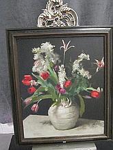 Still Life Oil on canvas, signed
