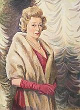 Portrait of Gwladys Stanley