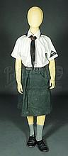IS075 - Iron Sky - German School Girl's  Costume